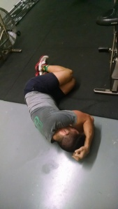 50 Airdyne calories in 51 seconds aftermath.